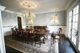 scenic dacacorrrmal dining room designs orange design and large