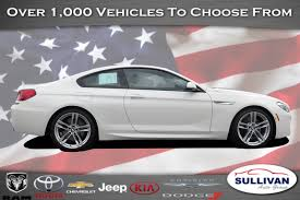 pre owned 6 series bmw pre owned 2016 bmw 6 series 640i 2d coupe in yuba city 00131181