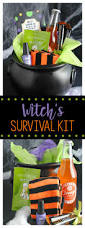 halloween gifts a fun witch u0027s survival kit survival kits