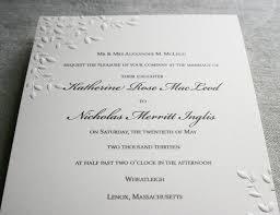 embossed wedding invitations embossed wedding invitations embossed wedding invitations with
