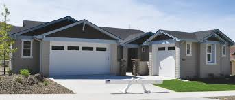live in garage plans avimor boise idaho model homes and floor plans