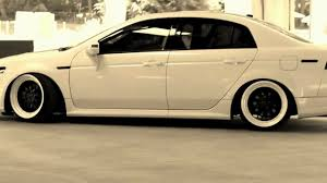 Jdm Acura Tl S Teaser White Widow Youtube