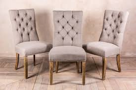 Ring Back Dining Chair Upholstered Dining Chair French Style Chair