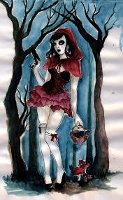 red riding hood koffinkandy deviantart