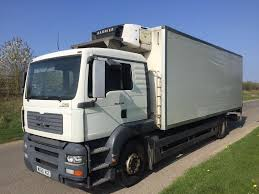 2005 55 reg man tgx 18 310 18ton fridge freezer truck manual
