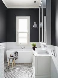 Tiling Bathroom Walls Ideas Bathroom Design Painted Wall Tile Half Tiled Bathroom Walls
