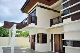 paint for double story house and modern designs home ideas