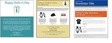 get your father u0027s day email templates