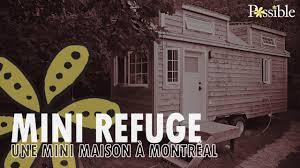 Maison A Visiter Une Mini Maison à Montréal Youtube
