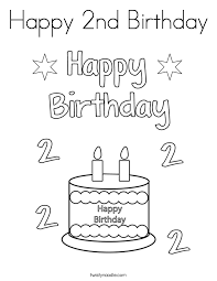 happy 4th birthday coloring pages coloring pages ideas
