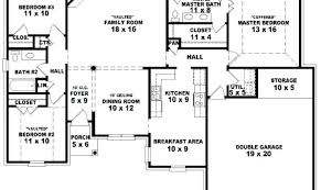 one story house plans simple 4 bedroom house plans house plans one story house plans and