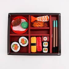 cuisine simulation 15pcs simulation sushi play set pretend play toys educational kid