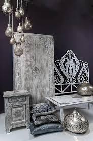 Orientalische Esszimmer Tischlampe Filigrain Orientalisch L Silber Zenza Kaufen