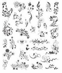 name vector vintage ornamental design elements homepage http