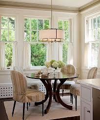 Curtains For Dining Room Cafe Curtain Inspiration For The Dining Room Em For Marvelous
