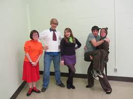 Scooby Doo Gang Halloween Costumes Boring Halloween Costumes