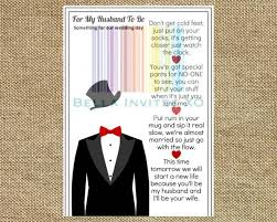 wedding day cards from groom to groom gift idea wedding day gift for groom wedding day card for