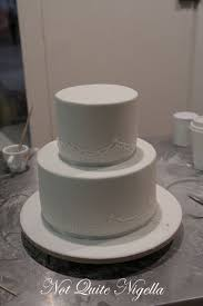 how to make a two tier wedding cake with faye cahill tier