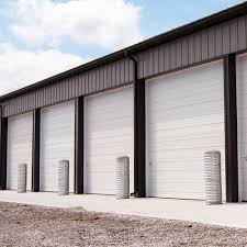 Commercial Overhead Door Installation Instructions by Sectional Steel Door 2411