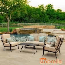 Patio Furniture With Sunbrella Cushions Sunbrella Chaise Lounge Sunbrella Outdoor Furniture Costco