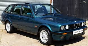 bmw e30 3 series 316 lux touring manual old colonel cars old