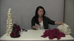 crafty christmas week christmas tree centerpieces youtube