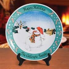 personalized christmas platter personalized plates platters mugs personalized