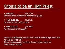 high priest garments high priestly garments