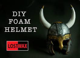 how to make a viking helmet diy foam helmet with pattern