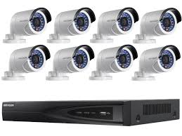 Cctv System Hikvision 8 5mp Ip Cctv System With 30m Vision 2tb Nvr