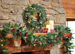 Christmas Decorations Using Live Greenery by The Domestic Curator Fresh Vs Faux Greenery For Christmas Decorating