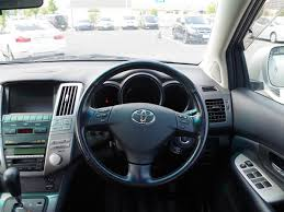 2010 toyota harrier hybrid l package used car for sale at
