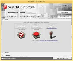 getting started in sketchup sketchup knowledge base