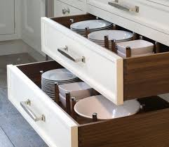 Kitchen Cabinets With Drawers Best 25 Plate Storage Ideas On Pinterest Dream Kitchens