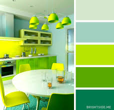 color combination for green 20 perfect color combinations to brighten up your kitchen