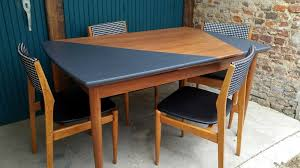 relooker table de cuisine comment relooker sa table de cuisine