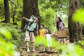 enjoying outdoor activities with family nestlé india