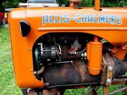 1942 allis chalmers model b 12v alternator conversion
