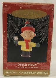 amazon com a charlie brown christmas peanuts hallmark keepsake