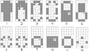 Minecraft Floor Plans 100 Small Castle Floor Plans Creative Idea 3 Building Plans