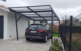 tettoie per auto tettoia per cer azenco italia