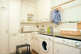 Countertop Clothes Dryer Top 30 Laundry Room With Stainless Steel Countertops Ideas
