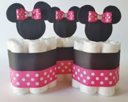 Diaper Cake Centerpieces by Cowgirl Diaper Cake Centerpieces Mini Diaper Cakes For