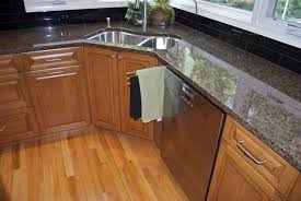 Space Saving Kitchen Sinks by Kitchen Corner Kitchen Sinks Intended For Fantastic Corner Sinks