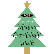 candlelight walk main street medina