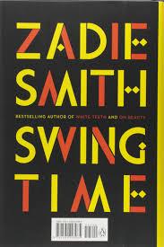 home design story romantic swing swing time amazon co uk zadie smith 9781594203985 books