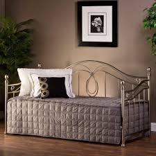 White Metal Daybed Daybeds Awesome Cast Iron Daybed Wrought Chic White Metal Day
