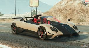 pagani gta 5 pegassi osiris replace for gta 5