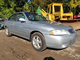 nissan sentra xe 2001 2003 nissan sentra xe quality used oem replacement parts east