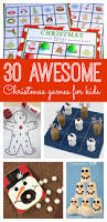 30 awesome christmas games for kids